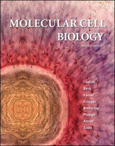 Molecular Cell Biology by Harvey Lodish, 7th edition