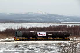 Монтаж самого тяжелого реактора в России на Комсомольский НПЗ