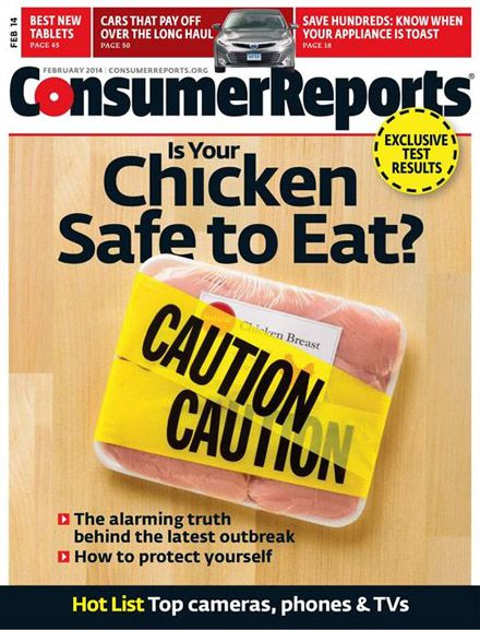 Consumer Reports - February 2014