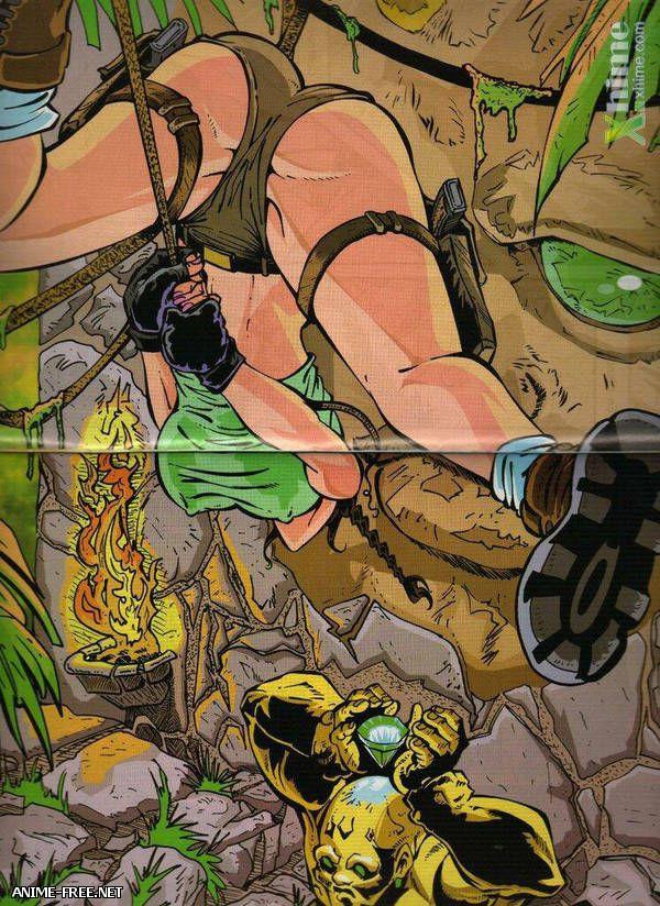 Сборник комиксов с palcomix [Uncen] [RUS,ENG] Porn Comics