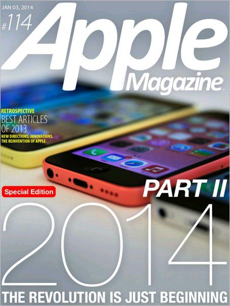 AppleMagazine - 3 January 2014