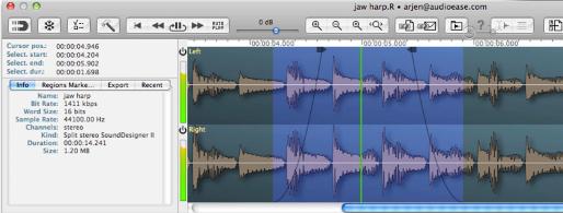 Audio Ease Snapper v2.1.8 Mac OS X
