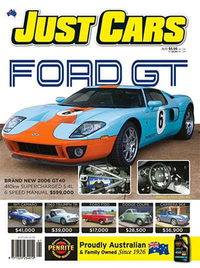 Just Cars - January 2014