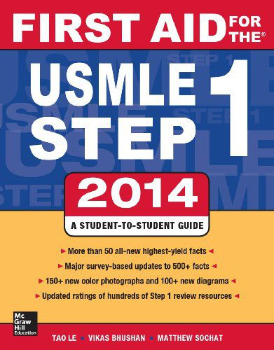 First Aid for the USMLE Step 1 2014 (First Aid Series) (PDF)