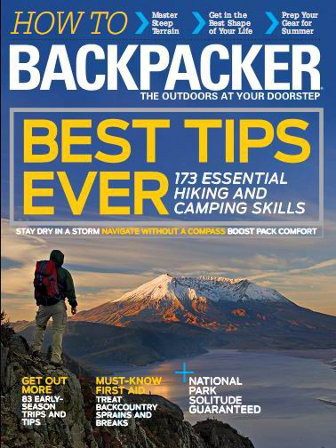 Backpacker Magazine March 2014 (True PDF)