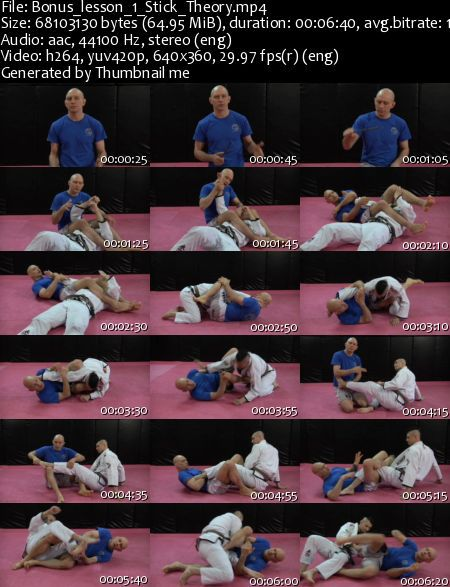 Stephan Kesting - Grappling Concepts