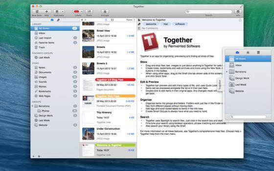Together v3.1.5 (Mac OS X)