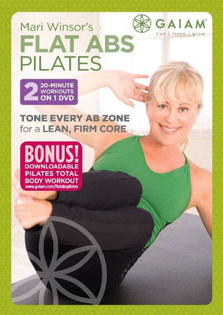 Flat Abs Pilates by Mari Winsor