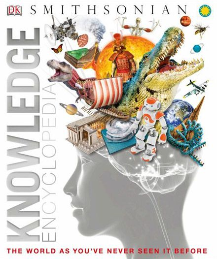 Knowledge Enyclopedia: The World as You've Never Seen it Before (True PDF)