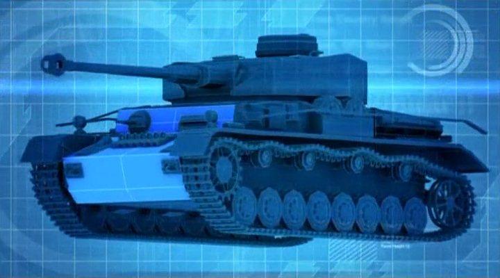 Великие танковые сражения. Битва за Германию