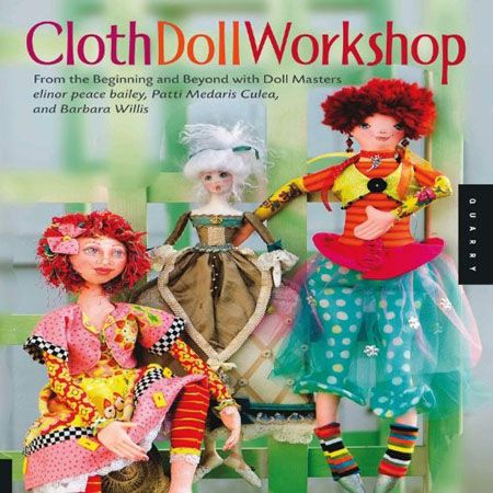 Cloth Doll Workshop (EPUB)