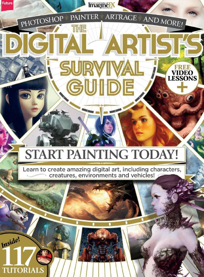 ImagineFX Presents: The Digital Artist's Survival Guide (HQ PDF)