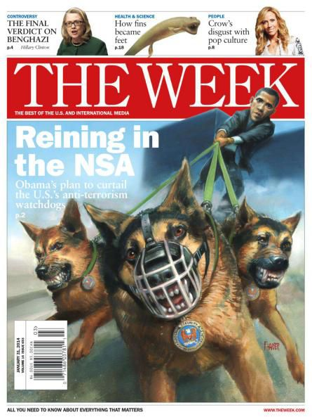 The Week Magazine - 31 January 2014