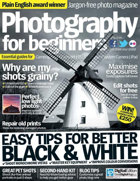 Photography for Beginners - Issue No. 35 (True PDF)