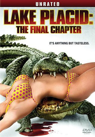 ����� ������ 4: ��������� ����� / Lake Placid: The Final Chapter (2012) DVDRip | L1 / 1.17 GB