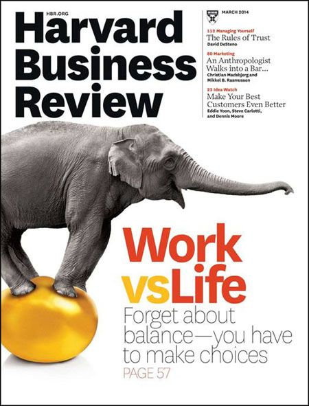 Harvard Business Review USA - March 2014 (True PDF)