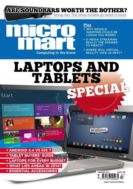 Micro Mart - 13 February 2014