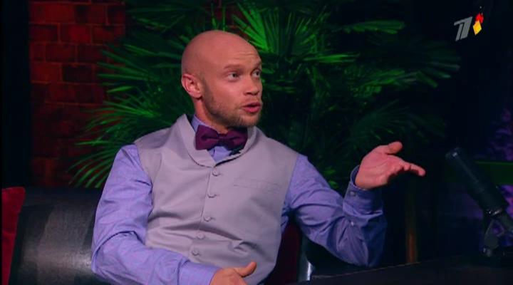 Вечерний Ургант (эфир от 20.03.2014) (2014) HDTVRip