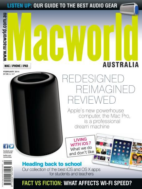 Macworld Australia - February 2014