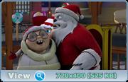 Рождественское приключение / Abominable Christmas (2012) DVDRip от Deadmauvlad | D
