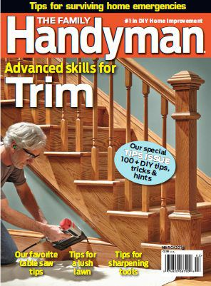The Family Handyman USA - March 2014 (True PDF)