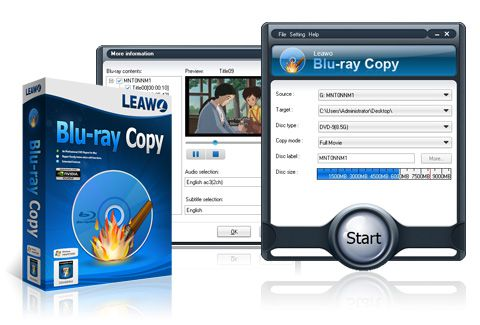 Leawo Blu-ray copy 3.3.0.0