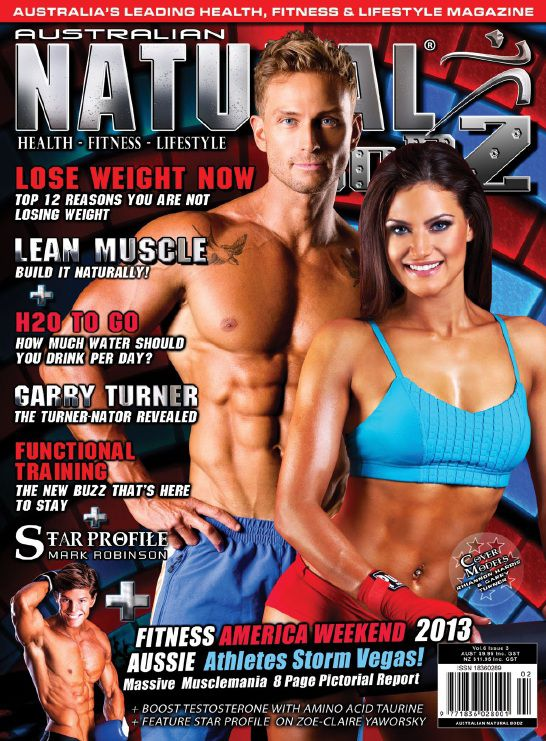 Australian Natural Bodz - Issue 15, 2014 (True PDF)