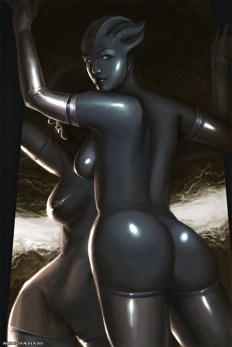 Mass Effect [Uncen] [JPG,PNG,GIF] Hentai ART