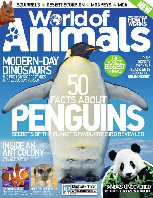 World of Animals - No.04 2014 UK