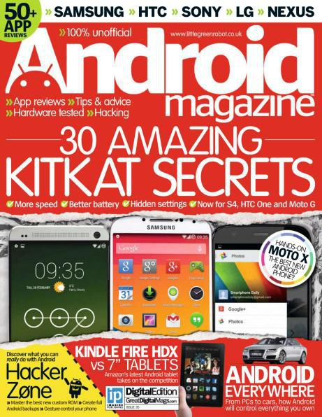 Android Magazine - No.35 2014 (UK)
