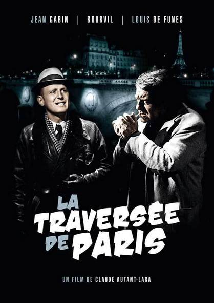 ����� ����� / La traversee de Paris (1956) BDRip-AVC | MVO
