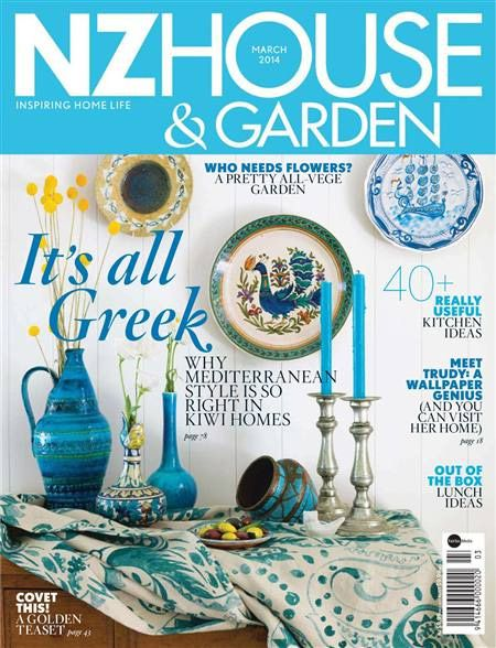 NZ House & Garden - March 2014