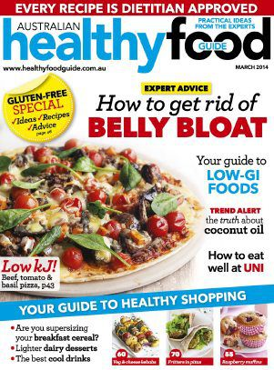 Healthy Food Guide - March 2014