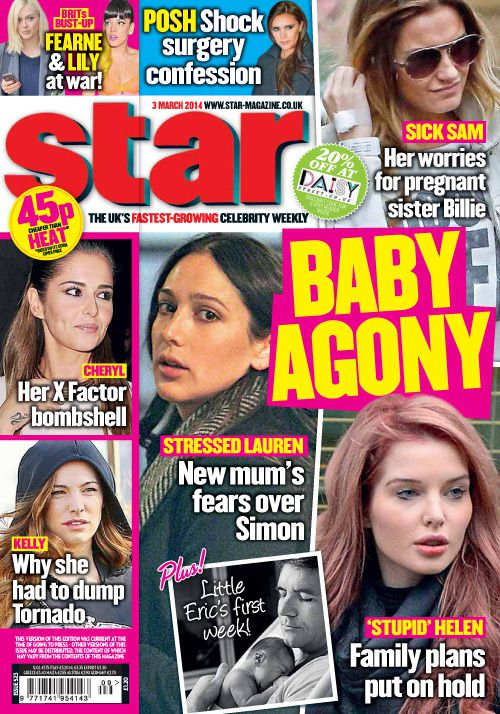 Star Magazine UK - 3 March 2014 (True PDF)