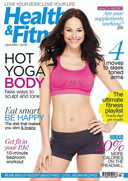 Health and Fitness UK - April 2014 (True PDF)