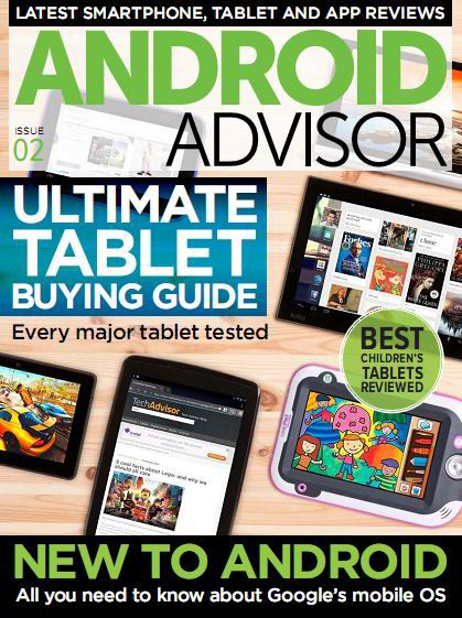Android Advisor Issue 02 (True PDF)