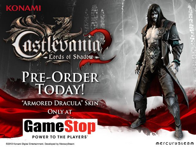 Castlevania: Lords of Shadow 2 (2014) XBOX360 | JTAG