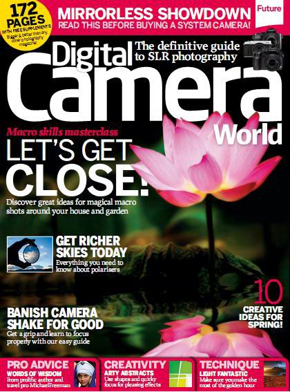 Digital Camera World Magazine April 2014
