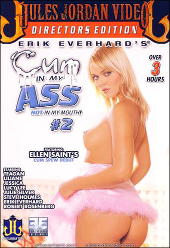 Кончи мне в жопу, а не в рот 2 / Cum In My Ass Not In My Mouth 2 (2010) DVD9