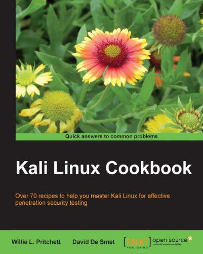 Kali Linux Cookbook (EPUB)