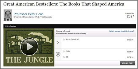 TTC Video - Great American Bestsellers: The Books That Shaped America (DVDRip)