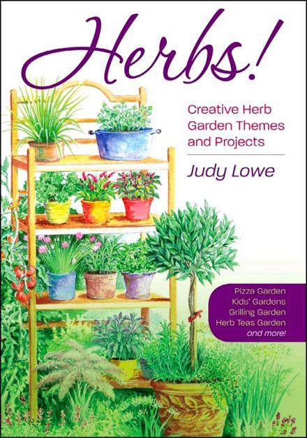Herbs! Creative Herb Garden Themes and Projects (EPUB)