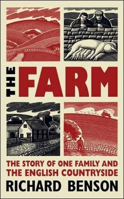 The Farm: The Story Of One Family And The English Countryside (Audiobook)