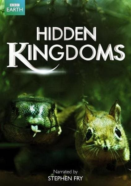 BBC: �������� ���� / Hidden Kingdoms [s01] (2014) HDTVRip 720p �� NewStudio
