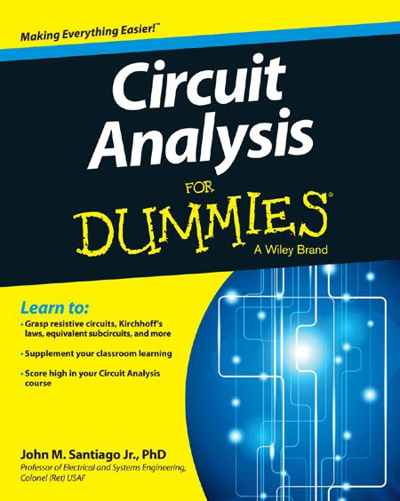 Circuit Analysis For Dummies (PDF)