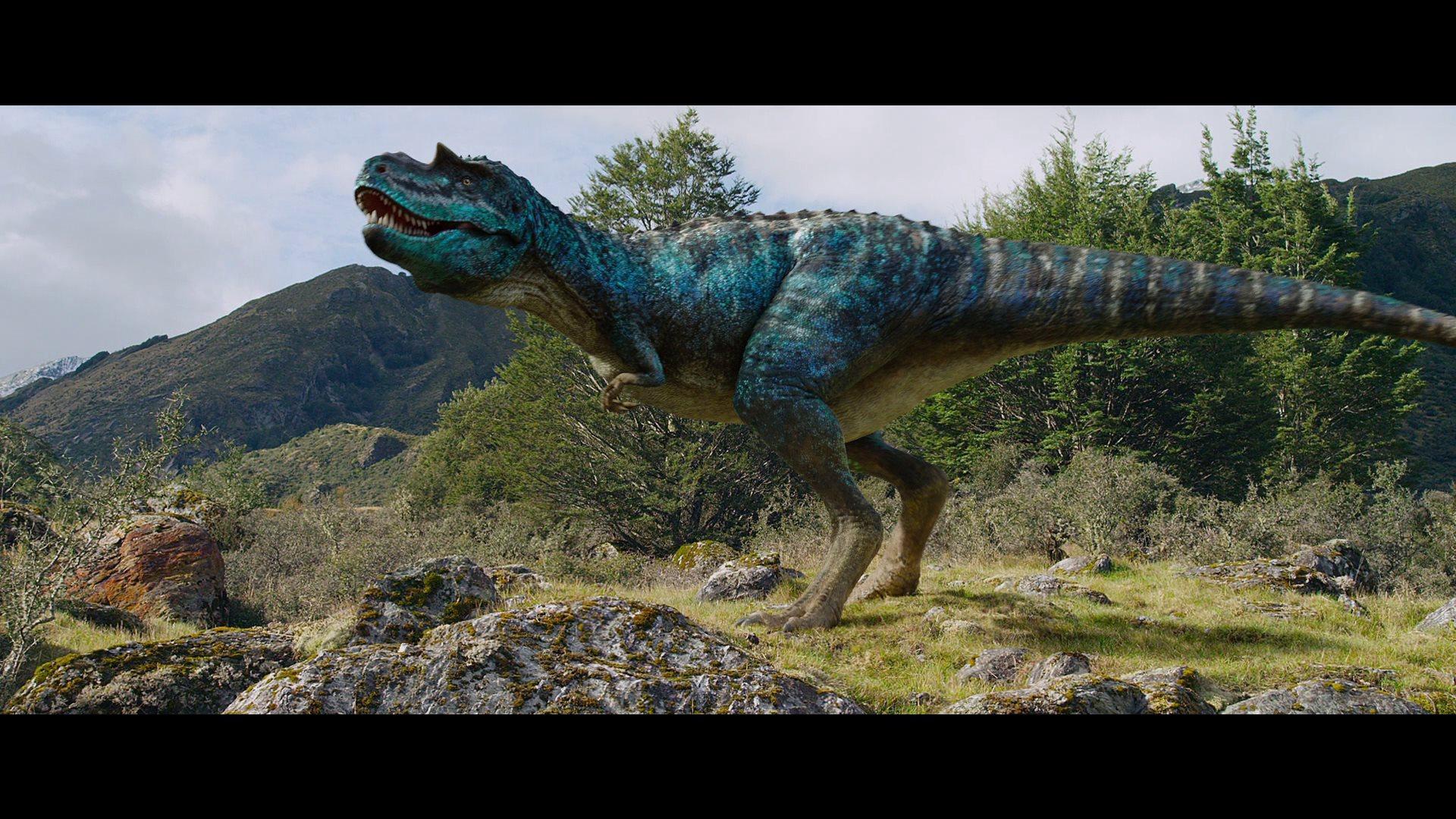 Прогулка с динозаврами 3d 1 фотография