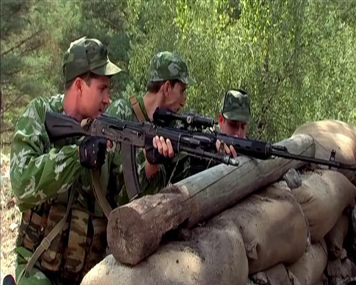 Стреляющие горы (4 серии из 4) (2011) DVD5