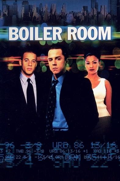 Бойлерная / Boiler Room (2000) BDRip-AVC | P | 3.57 GB
