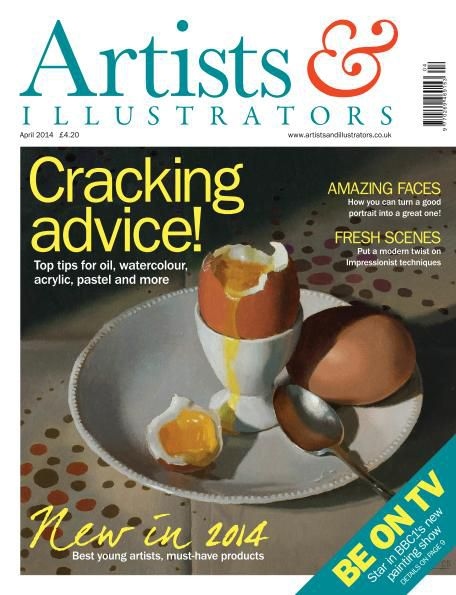 Artists & Illustrators - May 2014 (UK)