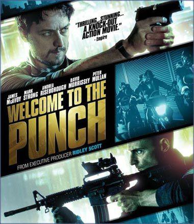 Добро пожаловать в капкан / Welcome to the Punch (2013) HDRip  | Лицензия